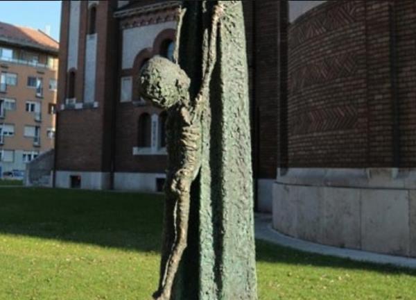 В Венгрии открыли памятник жертвам Голодомора