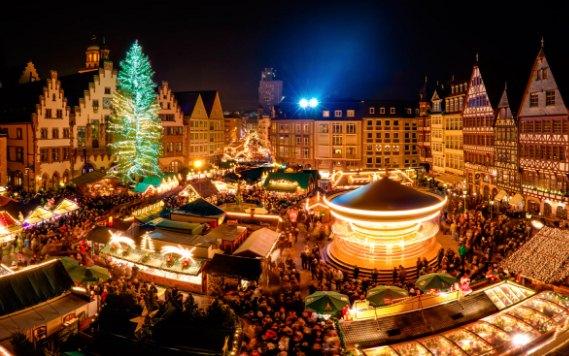 Новый год в Мюнхене — незабываемый праздник!