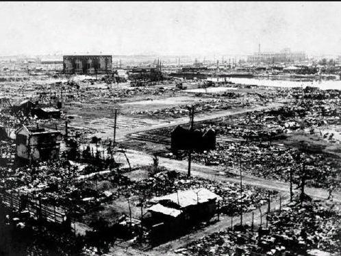 Самый страшный пожар в мире — Токио, 1923 год