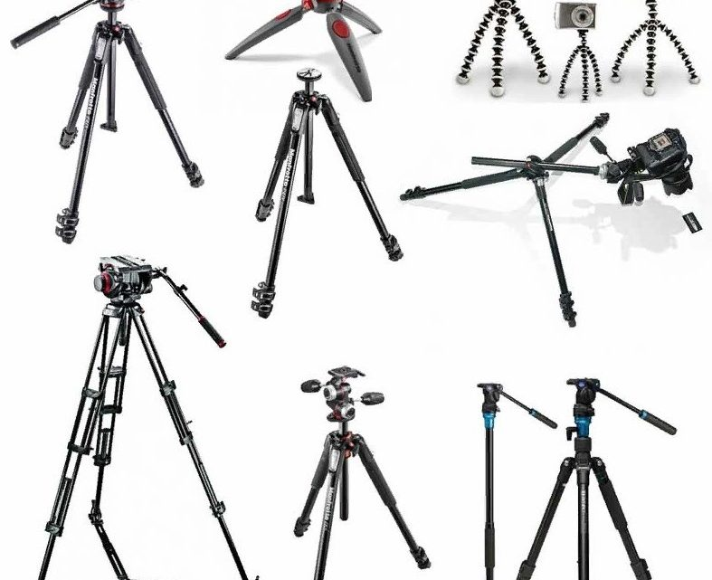 Как выбрать недорогой штатив для фотоаппарата?