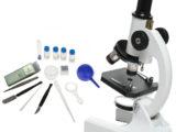 микроскоп начального уровня