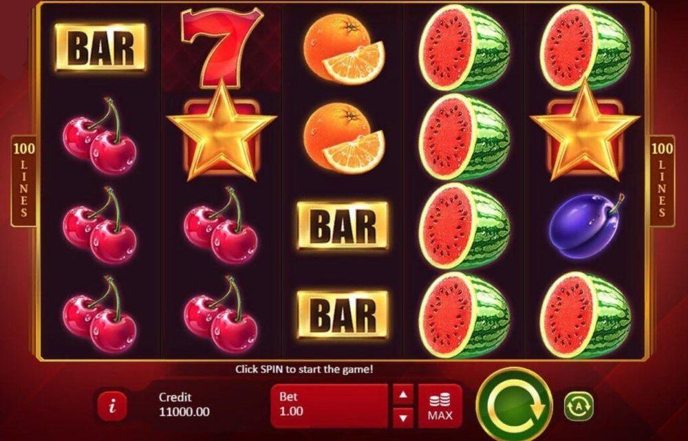 Игровой слот «Fruit Cocktail» — инструкция