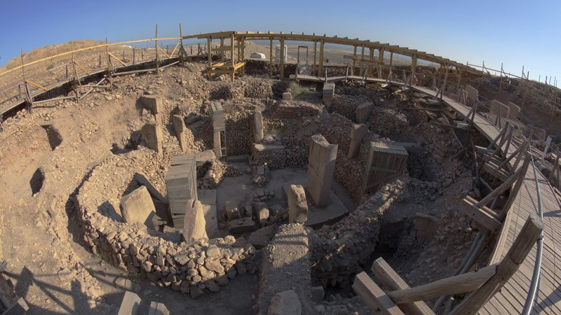 Храмы Гёбекли-Тепе хранили свои секреты более 10 тысяч лет