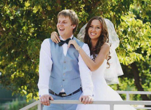 Свадьба за границей — Иерусалим